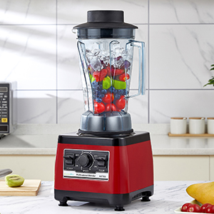 Biolomix Commercial Quality Built-for-last Heavy Duty Professional Blender