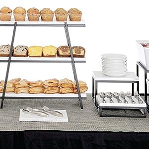 display stands dessert bars