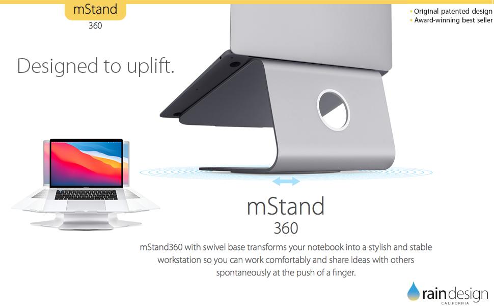 Ran Design mStand 360 by Elise Japan