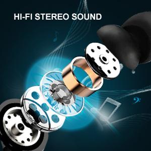 hi-fi stereo sound