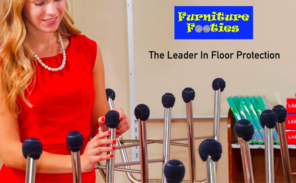 Furniture footies