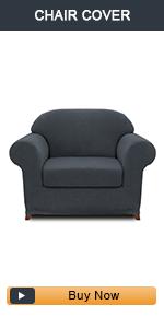 Hokway 2-piece Chair Slipcover