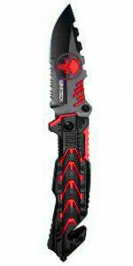"""8.25"""" Punisher Pocket Knife"""