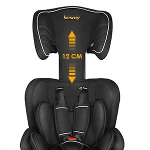 Universal voiture siège enfant augmentation ECE 44-04 Siège-auto Réhausseur enfants siège-auto
