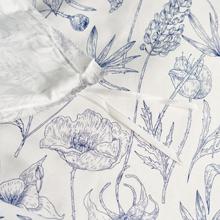 Leaf Pattern Duvet Cover Set
