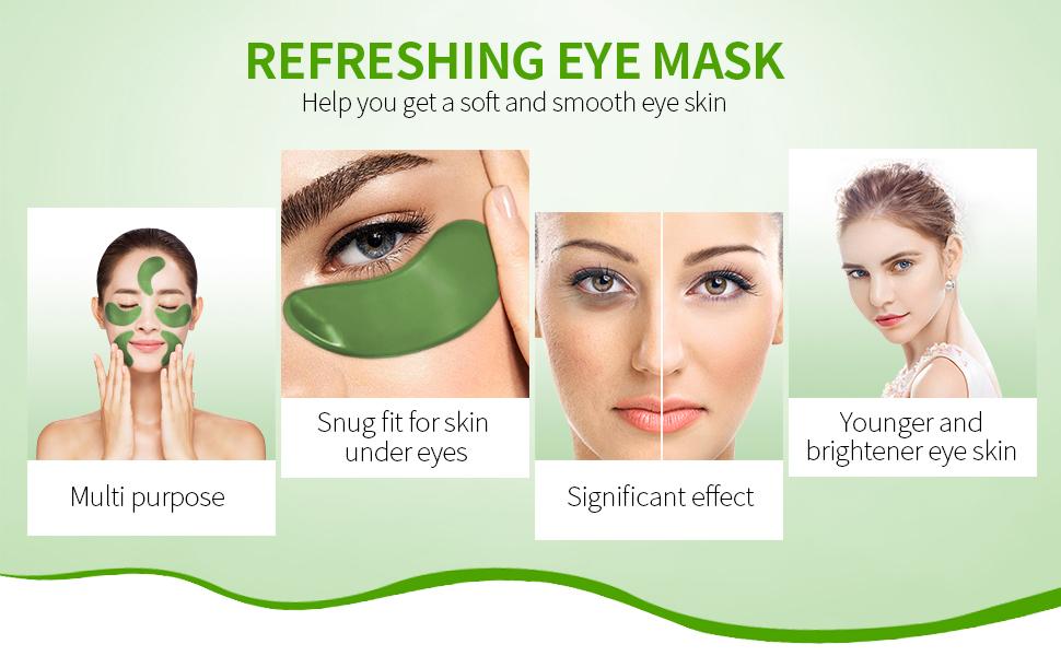 FRESHME Eye Masks