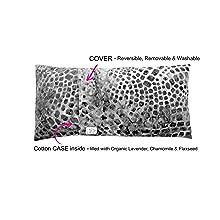 Peacegoods Eye Pillow Case with velcro closure - refillable