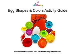 toddler egg shapes