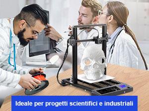 Kit fai-da-te per stampante 3D_Scheda SD per stampante 3D_stampante 3d economica_stampante 3d