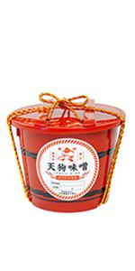 天狗味噌 赤樽 1.5kg
