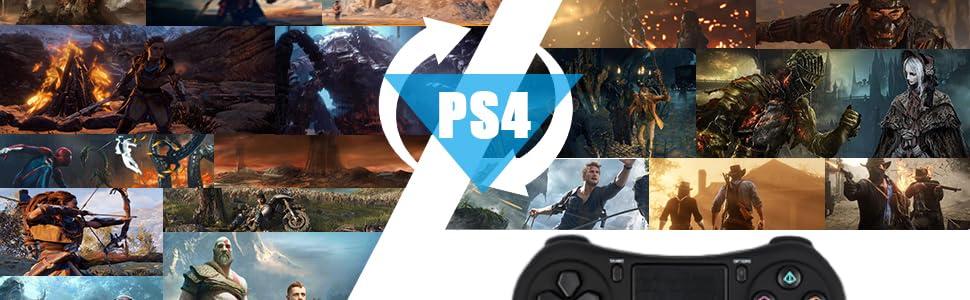 ps4 gamepad