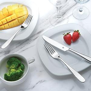 Danialli Fidenza Silverware set flatware cutlery set 18 10 stainless steel Fidenza silverware set