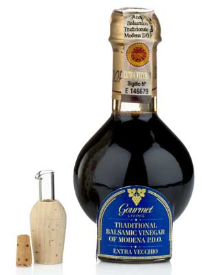 DOP Balsamic Vinegar Aged 25 Years