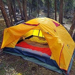 Azarxis B/âche de Tente Tapis de Sol Abri Hamac Parasol Imperm/éable Portable L/éger Anti Pluie pour Camping Plage Randonn/ée