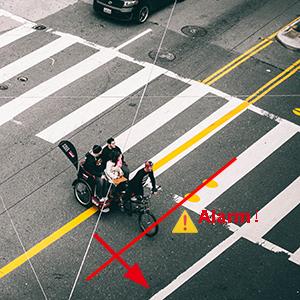 Line Crossing Detection