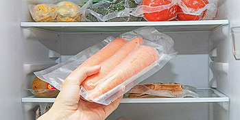 Keep food fresh and easy to store,  good assistant and partner in  kitchen