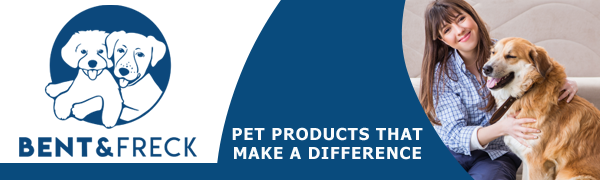 Bent & Freck pet products