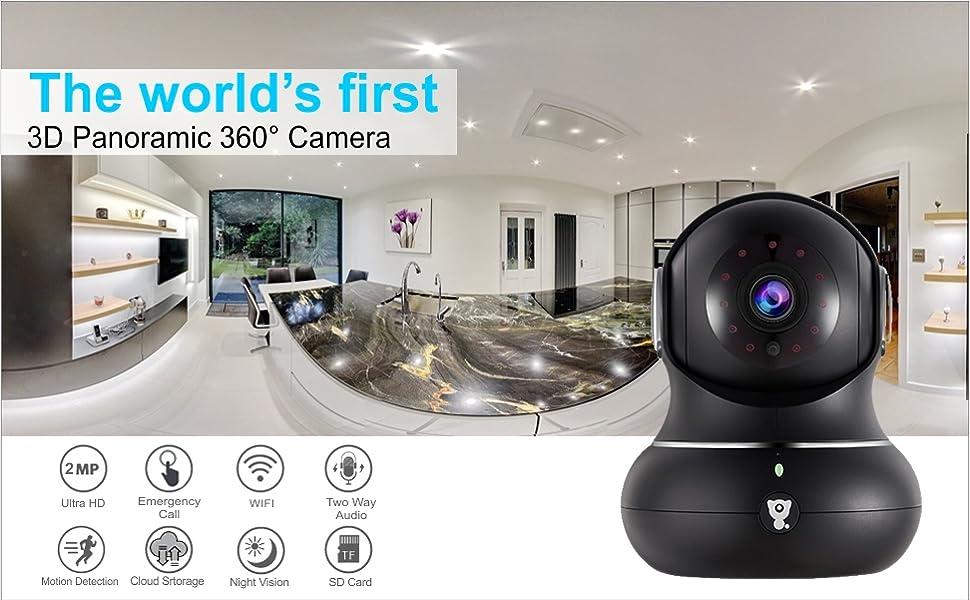 Home Security IP Camera