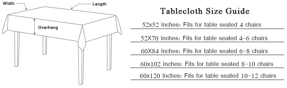 table cloth 10