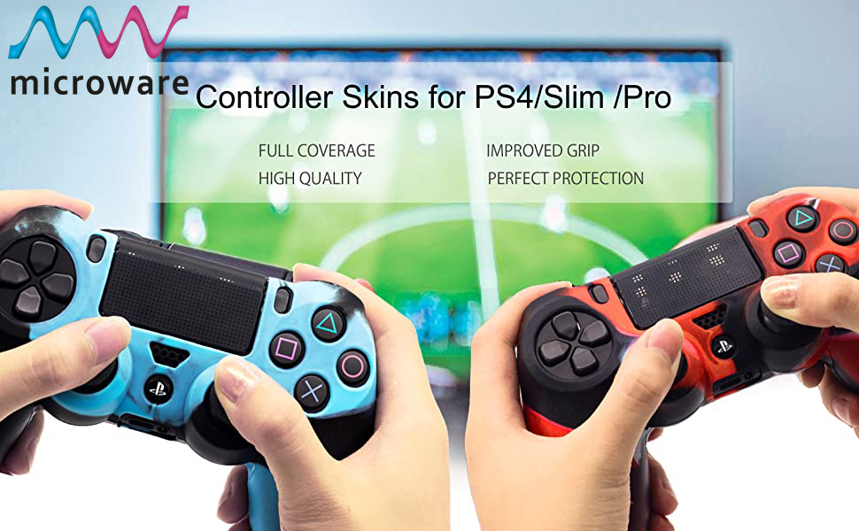 ps4 game conroller sleeve case cover skin