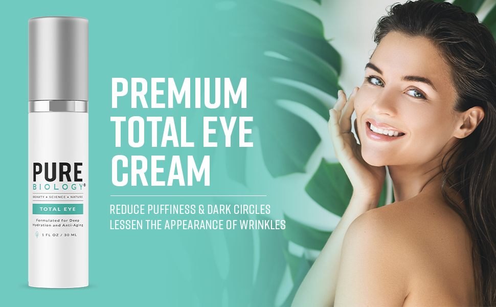premium pure biology Wrinkles Fine Lines Men Women all skin care types unisex crows feet plexaderm