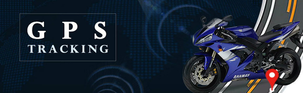 gps tracker motorcycles