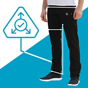 How to measure pants