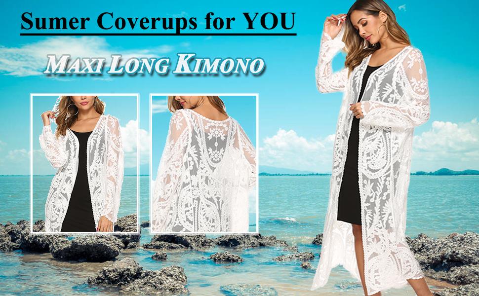 Eco style Organic linen crochet cardigan vest Beach cover up Sleeveless cardigan summer coat Open front long vest Swim cover up Beach wear