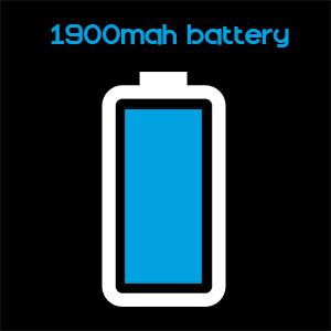1900 mAh Battery