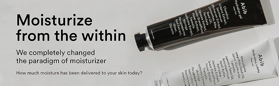 Abib moisturizer