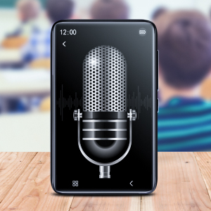 mp3 plauer with voice recorder