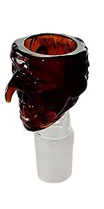 Joker Glaskopf mit 18,8mm