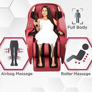 Full Body Airbag Massage