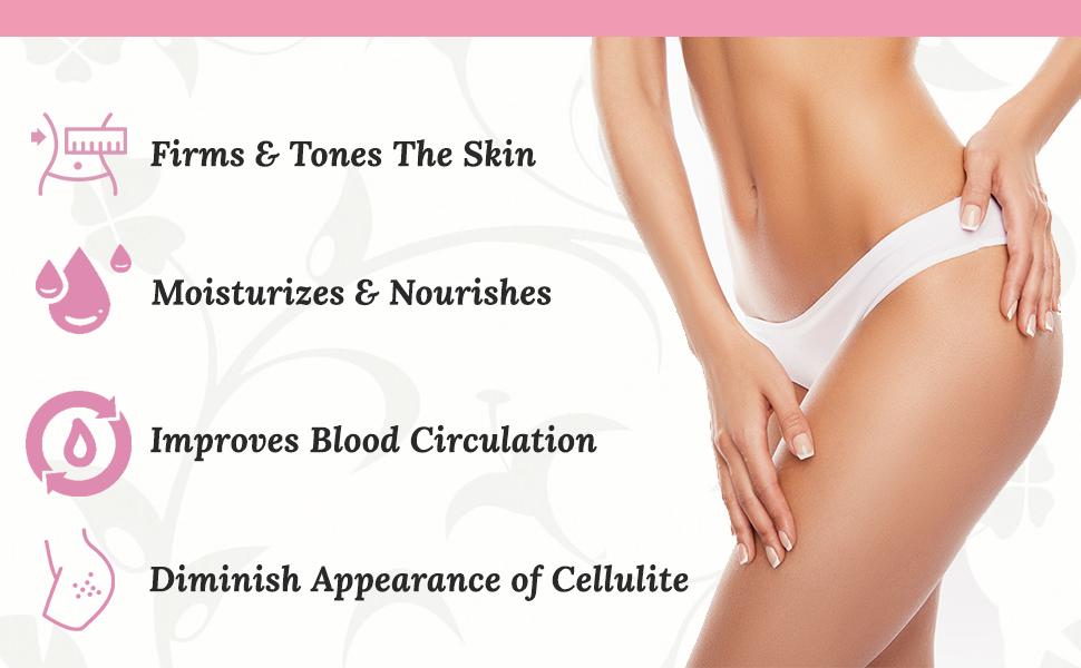 promotes inch loss hot gel slimming cream