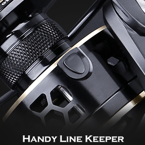 Handy Line Keeper