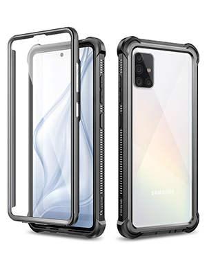 Dexnor Hülle Für Samsung Galaxy A51 4g 360 Ganzkörper Elektronik
