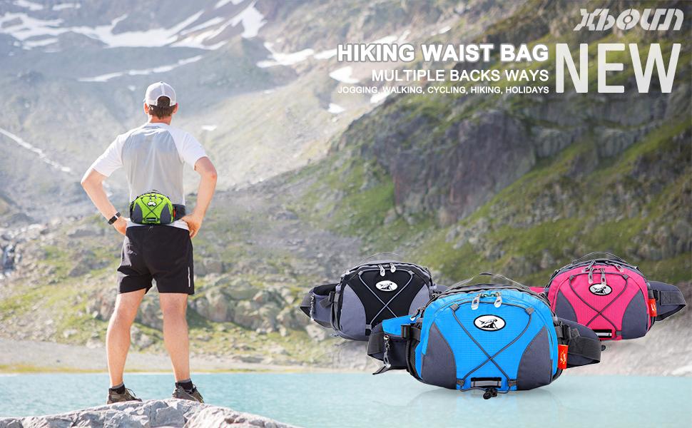 hiking waist bag