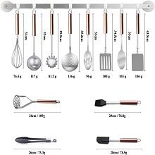 12-Piece Kitchen Utensil Set
