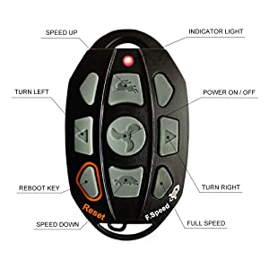 remote control trolling motor