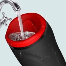 waterproof masturbator