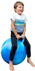 18-inch hippity hop ball