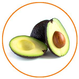 avocado oil hydrate calms skin