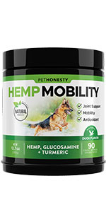 PetHonesty Hemp Mobility
