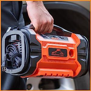 portable air compressor for car tires tire inflator portable air compressor