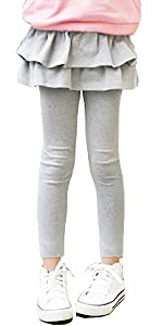 Kids Tutu Skirt Leggings