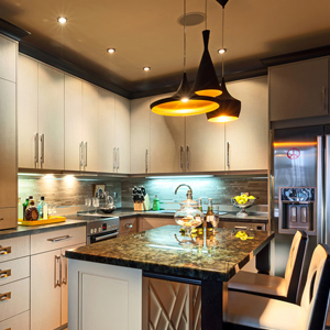 kitchen led light bulb 75W