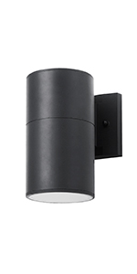 1-Direction  ASD Round Outdoor Wall Cylinder