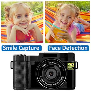 multi-functional digital camera