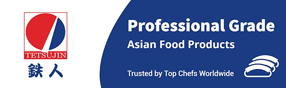 Tetsujin Professional Asian Food Products
