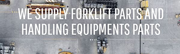 Aftermarket Supplier of Forklift, Aerial, Tractor, and Other Industrial Equipment Parts!